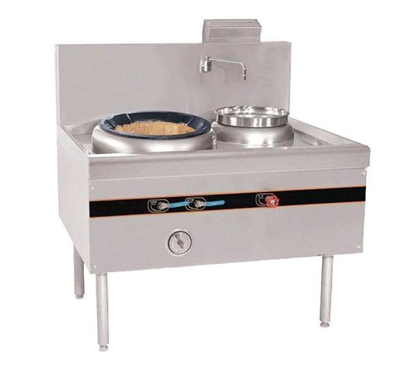 <b>深圳厨房设备|酒店御用单头小炒炉|不锈钢单头</b>