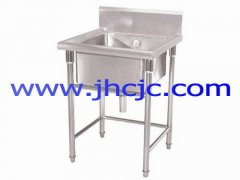 【单星盆台】【不锈钢星盆台】【不锈钢厨房设