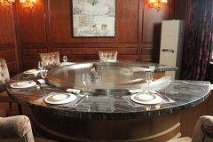 供应圆形铁板烧设备|酒店圆形铁板烧设备