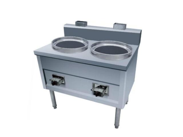 供应不锈钢双头汤粉炉|双头汤粉炉厂家