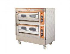 供应双层四盘电烤箱(电烘炉)